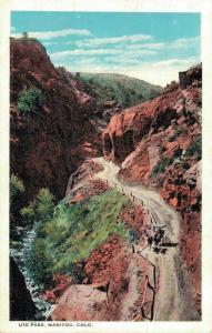 USA Colorado Ute Pass Manitou Unposted 02.04