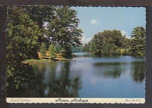 Lake View Mason MI Postcard BIN