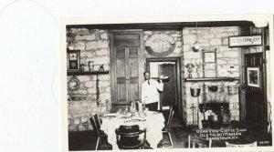 RP; BARDSTOWN , Kentucky, 1930-40s ; Rear View Coffee Shop