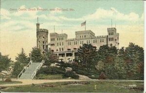 South Freeport, Near Portland, Me., Casco Castle