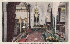 ROCHESTER, New York, 1935; The Odenbach Coffee Shoppe