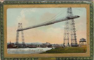 NEWPORT,  Wales, UK, 00-10s ; Transporter Bridge ; TUCK