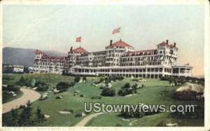 Mount Washington Bretton Woods NH Postal Used Unknown