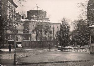 JUDAICA Synagogue Dresden, Germany, 1920-30 View, East Germany PC, Holocaust