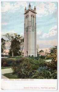 Hartford, Conn, Keney Tower
