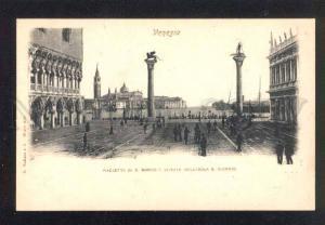 039411 ITALY Venezia Piazzetta di S. Marco e Veduta