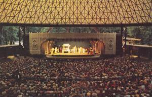 Rainbow Stage,  Winnipeg,  Manitoba,   Canada,  40-60s