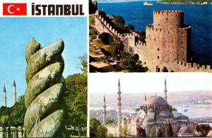 Turkey Istanbul Multi View