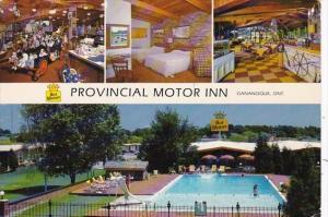 Caanada Gananoque Provincial Motor Inn Interior Views