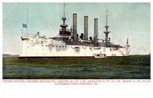 U.S. Cruiser  Brooklyn