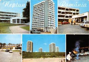 Romania Neptun Hotels Arad Banat Slatina and Sibiu Restaurant Auto Cars