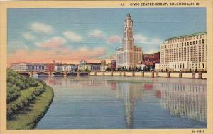 Civic Center Group Columbus Ohio
