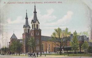 Michigan Kalamazoo St Augustines Catholic Church And Deanery