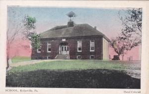 KULPSVILLE , Pennsylvania, 00-10s ; School