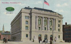 Rhode Island Providence Post Office 1911