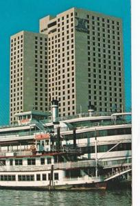 Louisiana New Orleans The New Orleans Hilton Hotel