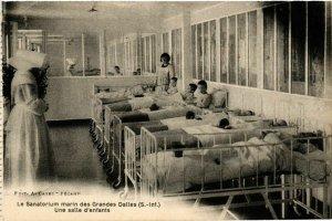 CPA FÉCAMP Sanatorium marin des Grandes Dalles (868962)