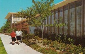 TULSA , Oklahoma , 1950-60s ; Grad School of Theology , Oral Roberts University