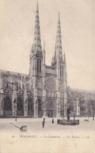 La Cathedrale, Les Fleches, Bordeaux (Gironde), France, 1900-1910s