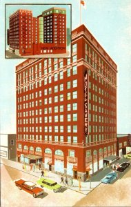 Iowa Des Moines The Savery Hotel