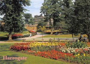 North Yorkshire Harrogate The fine Valley Gardens