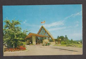 Alexander Graham Bell Museum In Baddeck, Nova Scotia - 1989 Used