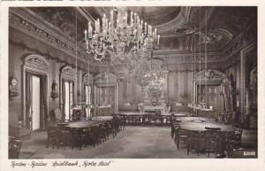 RP; Baden-Baden, Interior, Lpielbank, Roter Laal, Basen-Wurttemberg, Germany,...