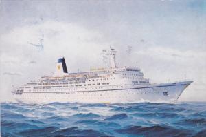 Royal Cruise Line SS Royal Odyssey , PU-1987