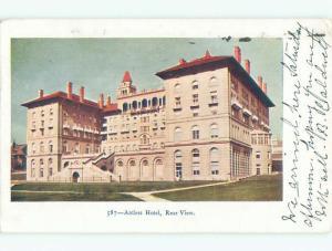 Pre-1907 ANTLERS HOTEL Colorado Springs Colorado CO Q1774