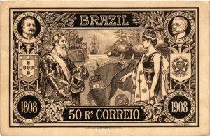 CPA Souvenir. BRAZIL (622710)
