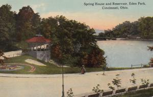 Ohio Cincinnati Eden Park Spring House and Reservoir