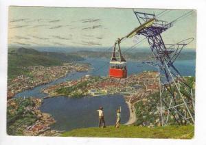The Telecabine, Bergen, Norway, 1940-1960s