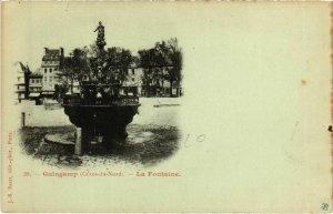 CPA GUINGAMP - La Fontaine (994004)