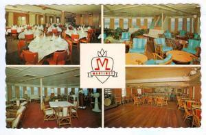 4-Views, Le Palais Flottant, The Floating Palace, Auberge Le Martinet, Inc., ...