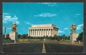 Washington DC - Lincoln Memorial - [DC-346]
