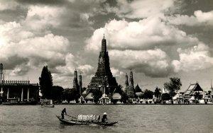 Thailand - Bangkok. Wat Arun.   *RPPC