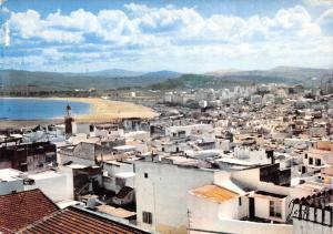Morocco Tanger General view of the old City Panorama