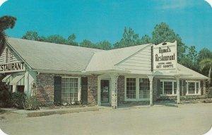 DE LAND , Florida, 1940-1960s; RYMAL's Restaurant