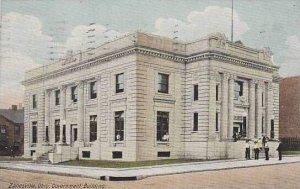 Ohio Zanesville Government Building