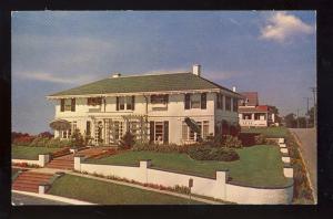 Falmouth, Massachusetts/MA/Mass Postcard, Nicolina Argento House, Cape Cod