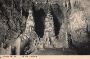 La Salle du Precipie,Grotte de Han,Belgium BIN