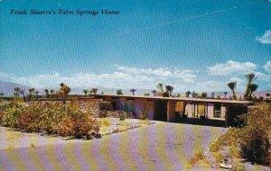 Frank Sinatra's Palm Speings  California