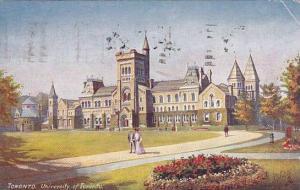University Of Toronto, Toronto, Ontario, Canada, PU-1913