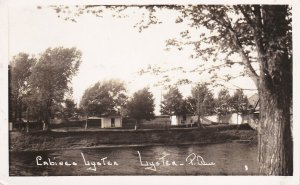 RP;  LYSTER , Quebec , Canada , 1950 ; Cabines Lyster