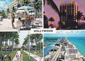 Florida Hollywood Tropical Hollywood By The Sea In Florida
