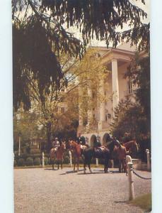 Unused Pre-1980 GREENBRIER HOTEL White Sulfur Springs - Near Lewisburg WV c1825
