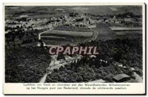 Netherlands - Holland - Netherlands - Luchtfoto van Vaals - Old Postcard