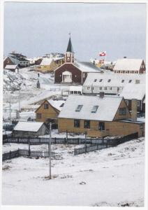 Greenland, 50-60s   town
