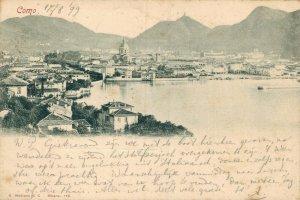 Italy Como Lake 1899 05.35