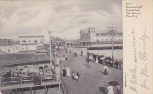 New Jersey Atlantic City Boardwalk And Steeplechase Pier